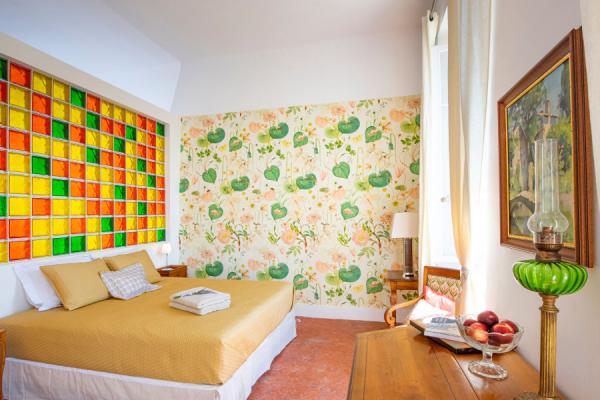 Chambre de Suite Marsanne - ©Bastide Saint-Esteve