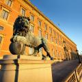 PALAIS ROYAL DE STOCKHOLM (KUNGLIGA SLOTTET)