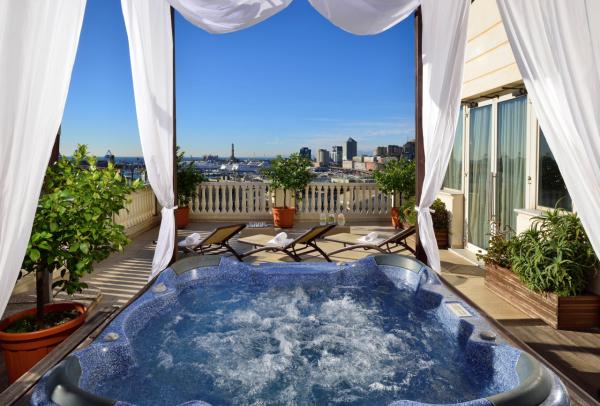 GRAND HOTEL SAVOIA Hotel Genoa photo n° 477154