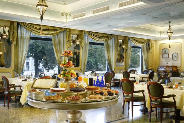 GRAND HOTEL SAVOIA Hotel Genoa photo n° 477152