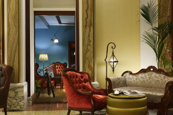 GRAND HOTEL SAVOIA Hotel Genoa photo n° 477153