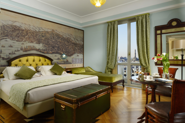GRAND HOTEL SAVOIA Hotel Genoa photo n° 477155