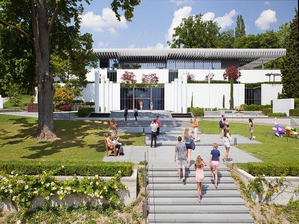 Le musée olympique - ©LE MUSÉE OLYMPIQUE