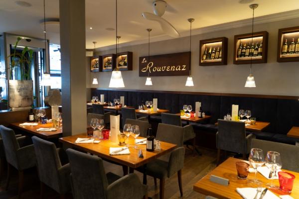 Restaurant 01 - ©LA ROUVENAZ