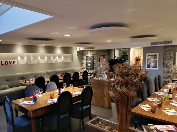 Restaurant 02 - ©LA ROUVENAZ