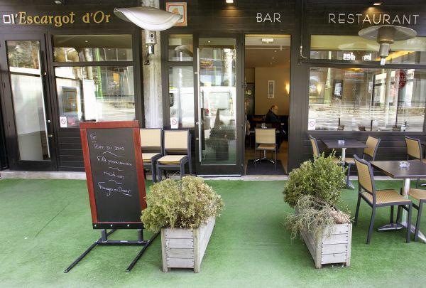 L'ESCARGOT D'OR Bistrot – Brasserie Saint-Etienne photo n° 44259 - ©L'ESCARGOT D'OR