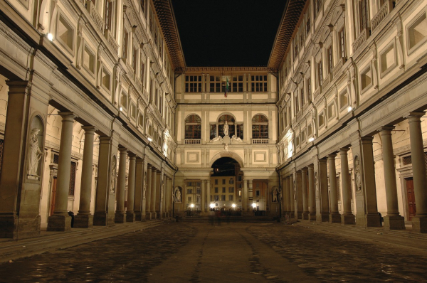 Galleria degli uffizi galerie des offices galerie d - Musee des offices florence reservation ...