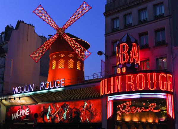 LE MOULIN ROUGE Restaurant insolite Paris photo n° 161003 - ©LE MOULIN ROUGE