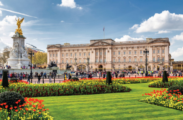 DaLiu... - ©BUCKINGHAM PALACE