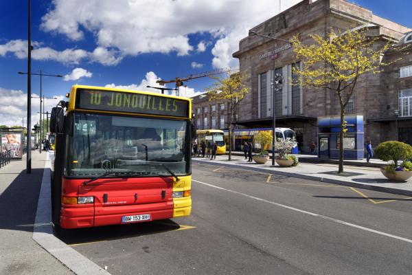 25 lignes de bus