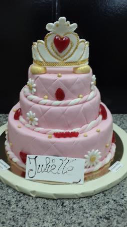 Gâteau Princesse - ©PÂTISSERIE RISS