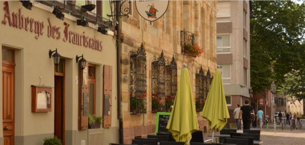 AUBERGE DES FRANCISCAINS Restaurant alsacien Mulhouse photo n° 379565 - ©AUBERGE DES FRANCISCAINS