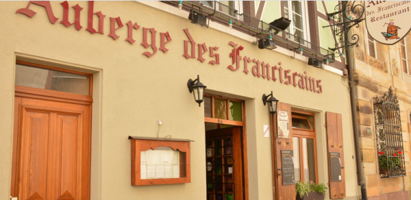 AUBERGE DES FRANCISCAINS Restaurant alsacien Mulhouse photo n° 379561 - ©AUBERGE DES FRANCISCAINS