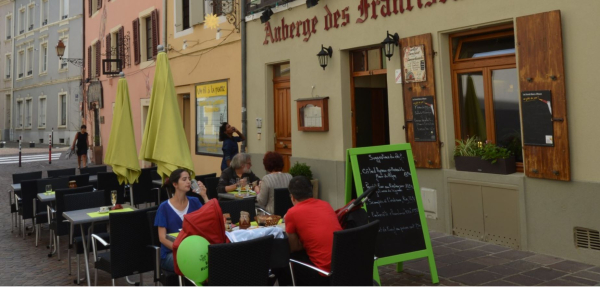 AUBERGE DES FRANCISCAINS Restaurant alsacien Mulhouse photo n° 379563 - ©AUBERGE DES FRANCISCAINS