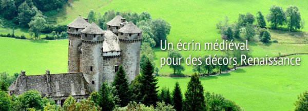 CHATEAU D'ANJONY Château Tournemire photo n° 211385 - ©CHATEAU D'ANJONY