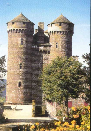 CHATEAU D'ANJONY Château Tournemire photo n° 66122 - ©CHATEAU D'ANJONY