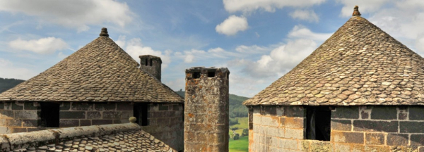 CHATEAU D'ANJONY Château Tournemire photo n° 211381 - ©CHATEAU D'ANJONY