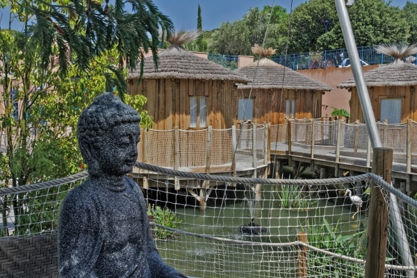 CAMPING LES TOURNELS Camping Ramatuelle photo n° 221569 - ©CAMPING LES TOURNELS
