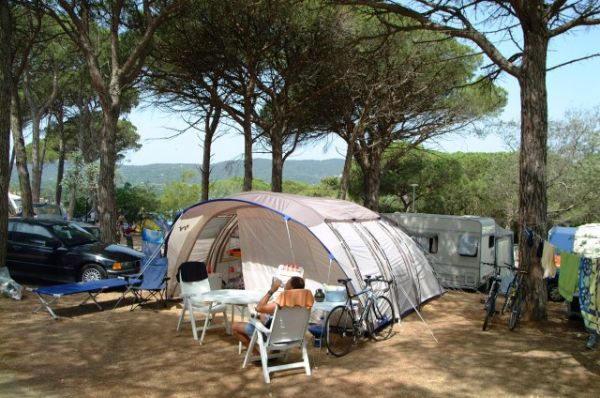 CAMPING LES TOURNELS Camping Ramatuelle photo n° 44299 - ©CAMPING LES TOURNELS