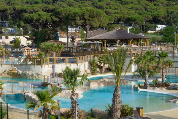 CAMPING LES TOURNELS Camping Ramatuelle photo n° 222159 - ©CAMPING LES TOURNELS