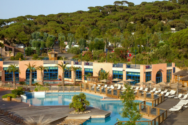 CAMPING LES TOURNELS Camping Ramatuelle photo n° 222160 - ©CAMPING LES TOURNELS