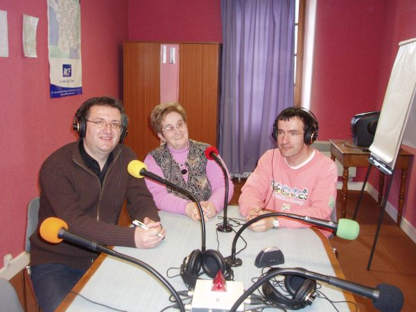 RADIO EAUX VIVES LOZÈRE Radio locale Mende photo n° 17353 - ©RADIO EAUX VIVES LOZÈRE
