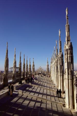 Stéphan SZEREMET... - ©DUOMO DI MILANO (MILAN CATHEDRAL)