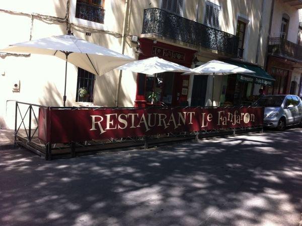 LE FANFARON Restaurants Nîmes photo n° 85604