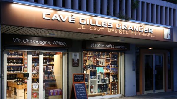 CAVE GILLES GRANGER Caviste Lyon photo n° 194092