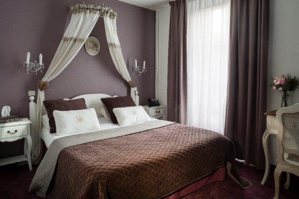 Chambre Confort - ©HÔTEL ARVOR