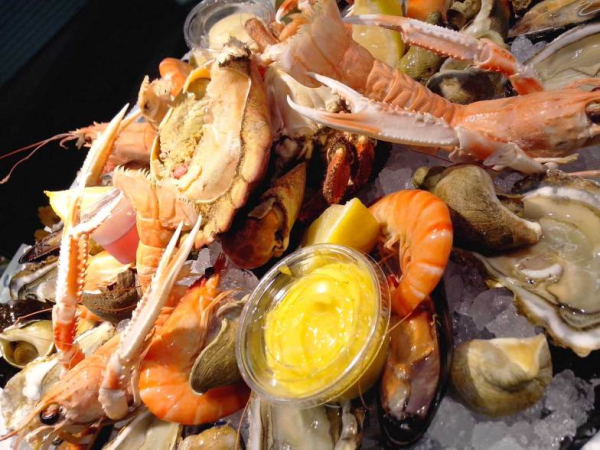 CHEZ LÉON Restaurant fruits de mer – Poissons Lyon photo n° 223745 - ©CHEZ LÉON
