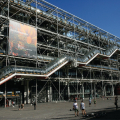 MUSÉE NATIONAL D'ART MODERNE - CENTRE POMPIDOU