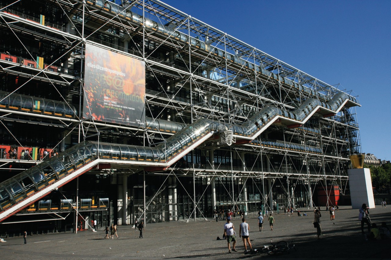 MUSÉE NATIONAL D'ART MODERNE - CENTRE POMPIDOU (© MUSÉE NATIONAL D'ART MODERNE - CENTRE POMPIDOU))