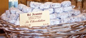 LA CHOCOLATIÈRE Chocolatier La Flotte photo n° 15429 - ©LA CHOCOLATIÈRE