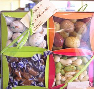 LA CHOCOLATIÈRE Chocolatier La Flotte photo n° 15431 - ©LA CHOCOLATIÈRE
