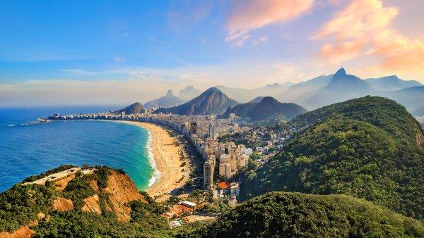 Copacabana - Brésil - ©CERCLE DES VACANCES