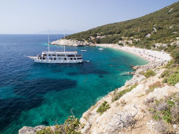 croisière Dalmatie