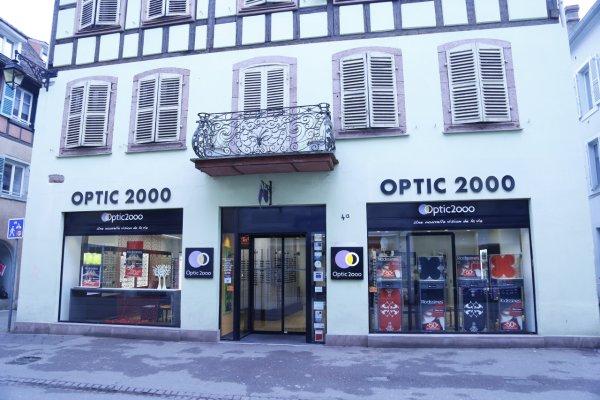 OPTIC 2000 Optique Colmar photo n° 489623 - ©OPTIC 2000