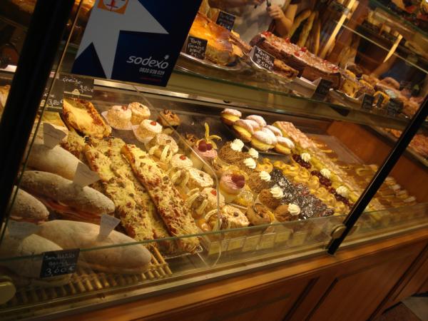Boulangerie kraetz boulangerie colmar 68000 - Decoration boulangerie patisserie ...