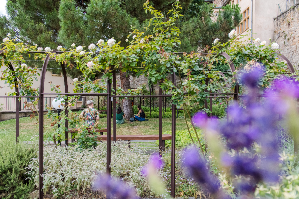 Jardins suspendus de Gadagne - ©Gadagne - Photo Blandine Soulage