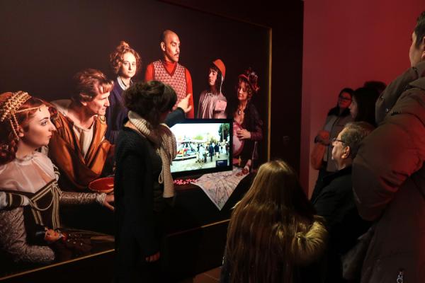 Exposition PORTRAITS DE LYON du musée d'histoire de Lyon - ©Gadagne