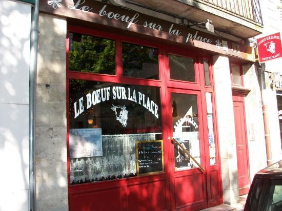 LE BOEUF SUR LA PLACE Restaurant de viandes Tours photo n° 117377 - ©LE BOEUF SUR LA PLACE