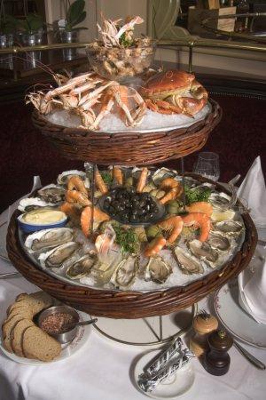 LA CHOPE Restaurant fruits de mer – Poissons Tours photo n° 217075 - ©LA CHOPE