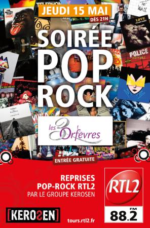 RTL2 TOURAINE (88.2) Radio nationale Tours photo n° 172214