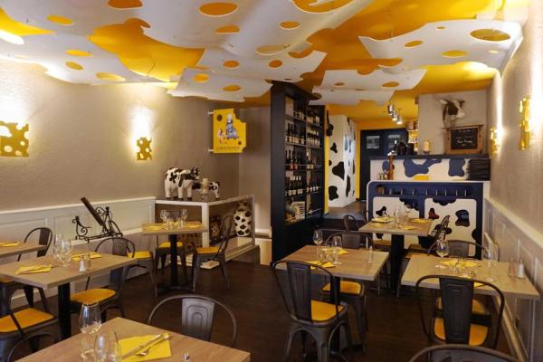 LA SOURIS GOURMANDE Restaurant fromages Tours photo n° 493112 - ©LA SOURIS GOURMANDE