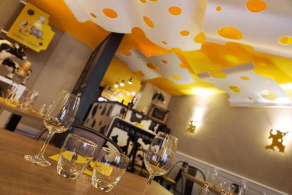 LA SOURIS GOURMANDE Restaurant fromages Tours photo n° 493114 - ©LA SOURIS GOURMANDE