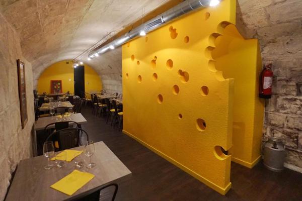 LA SOURIS GOURMANDE Restaurant fromages Tours photo n° 493113 - ©LA SOURIS GOURMANDE