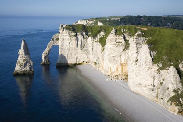 les falaises d etretat - Image
