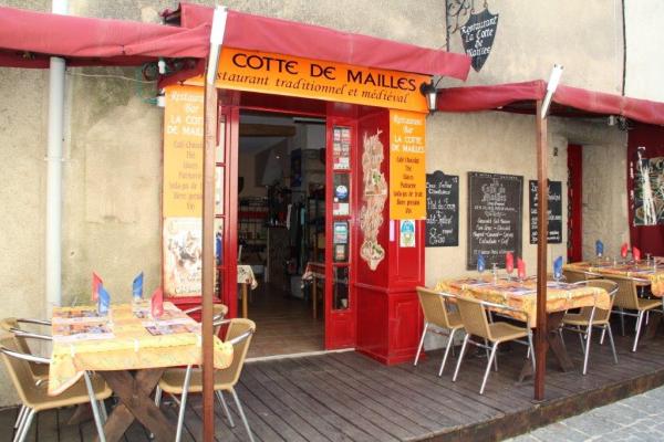 La cotte de mailles cuisine fran aise carcassonne 11000 - La cotte de maille ...