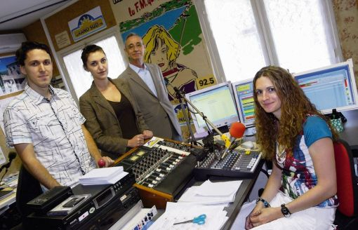 GRAND SUD FM Radio locale Narbonne photo n° 108397 - ©GRAND SUD FM